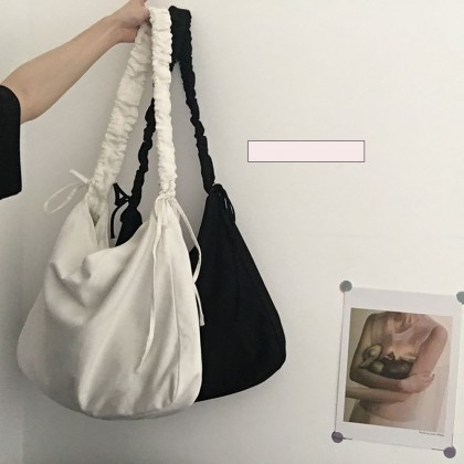 Women New Design Strap Simple Schoolbag