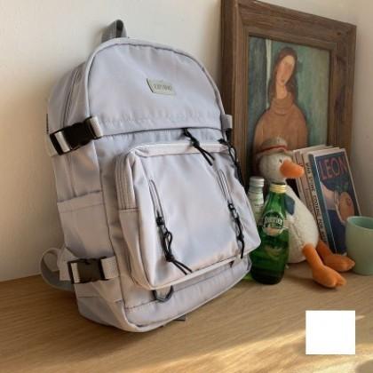 Men Casual Waterproof Travel Japanese Style Backpack