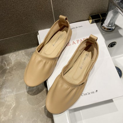 Women New Soft Bottom Comfortable Scoop Shoes
