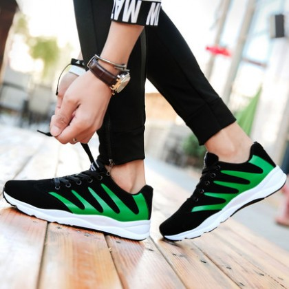 Male Men's Korean Sports Casual Running Shoes
