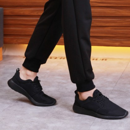 Male Men's Starry Plus Size Sports Running Shoes