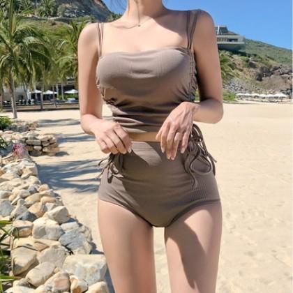 Women Clothing Sexy Hot Two-piece Bikini Swimwear