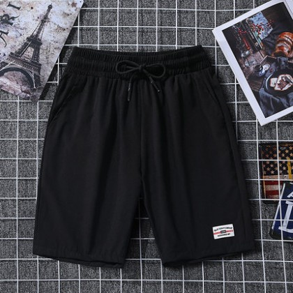 Men Clothing Breathable Straight Quick-drying sports Beach Pants