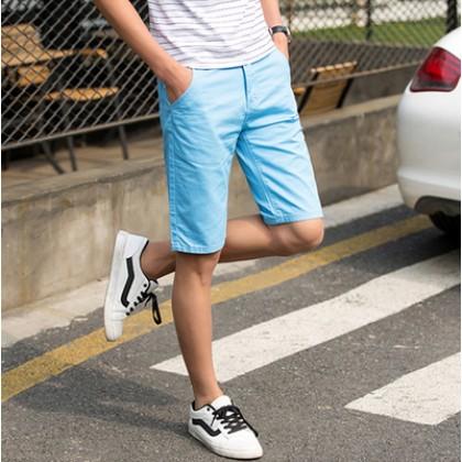 [READY STOCK] Men Casual Classic Simple Short Pants