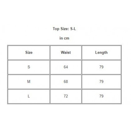 Women Clothing Casual Small Slimming Skirt