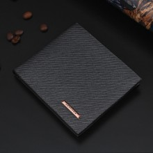 Men Fashionable Modern Short Wallet