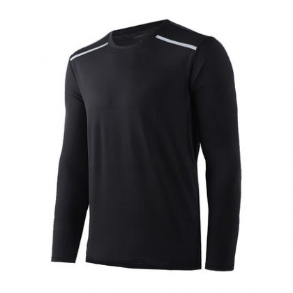 Men Clothing Moisture Quick-drying Sports Shirt