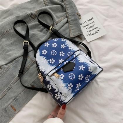 Women Multi-purpose Backpack Student Casual Bag