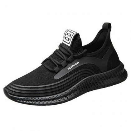 Men Summer Breathable Sports and Leisure Mesh Running Shoes