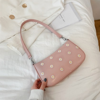 Women New Small Daisy Shoulder Bag