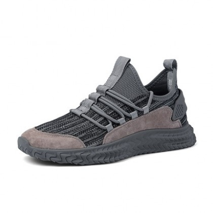 Men Sports and Leisure Mesh Breathable Shoes