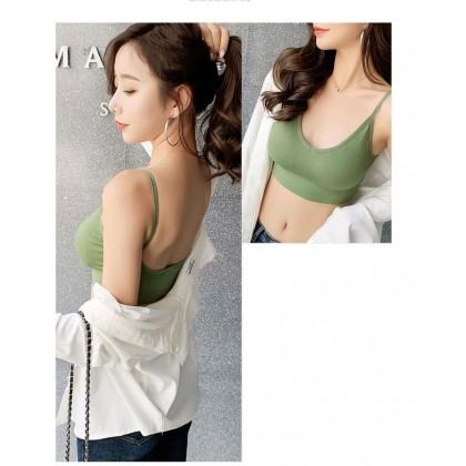 Women Clothing Summer New Beautiful Back Tube Top Underwear