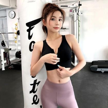 Women Clothing Sports Underwear Shockproof Running High-intensity Fitness Yoga Vest Bra
