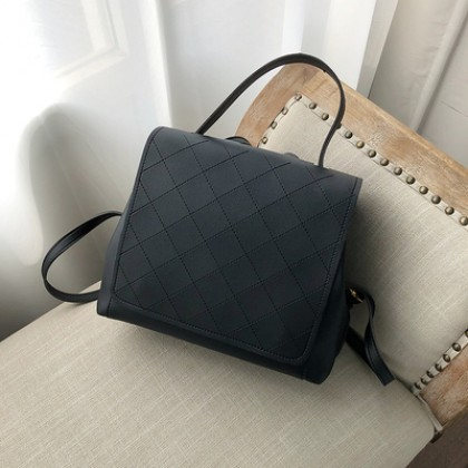 Women Simple Casual Fashion Small Backpack