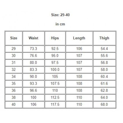 Men Clothing Anti-wrinkle Non-iron Stretch Casual Pants