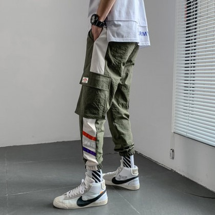 Men Clothing Sports and Leisure Long Pants
