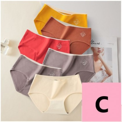 Women Clothing Pure Cotton Seamless Panties