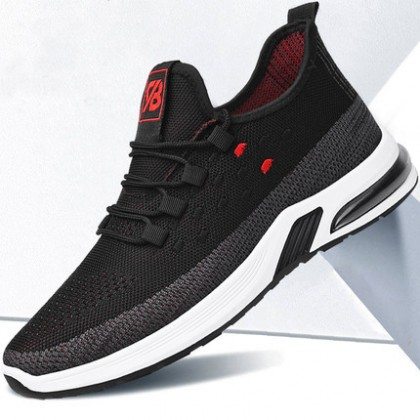 Men Sports Breathable Leisure Travel Shoes