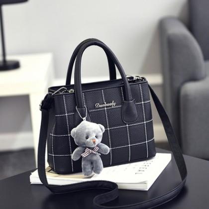 Women Korean Version Handbag Simple Messenger Bag