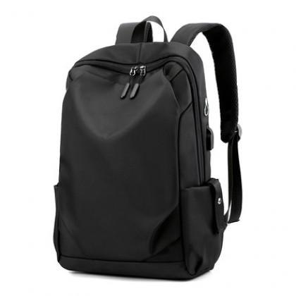 Men Casual Large-capacity Simple Backpack