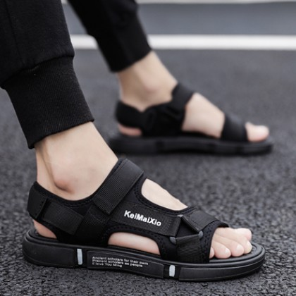 Men Casual Beach Trend Outer Wear Sports Sandals