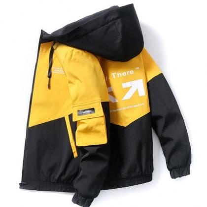 Men Clothing Sun Protection Summer Thin Jacket