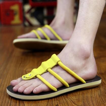 Men Beach Flip-Flop Sandals