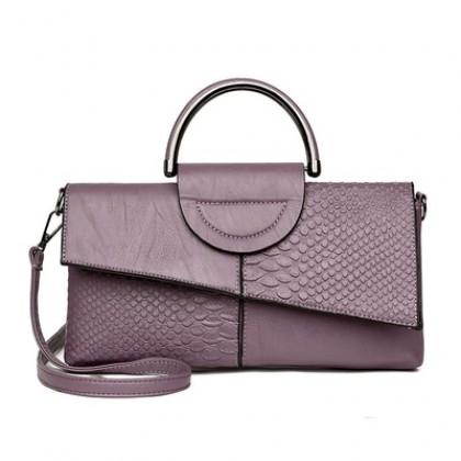 Women Trendy Fashion Large Capacity Handbag