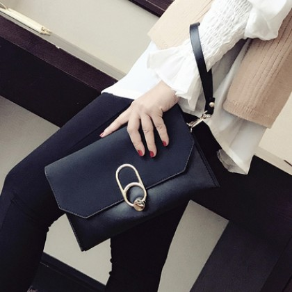 Women All-match New Frosted One-shoulder Bag