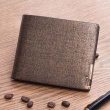 Men Shining Classy Business Wallet