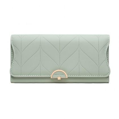 Women Three-fold Large-capacity Wallet