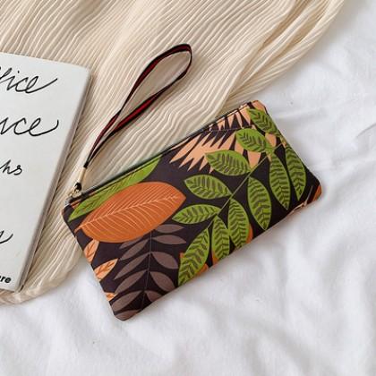 Women New Mobile Phone Coin Purse Clutch Bag