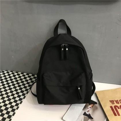 Women Large Capacity Korean Style Schoolbag