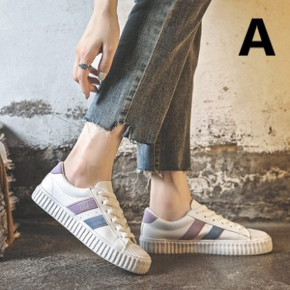 Women New Trendy Student Canvas Sneakers