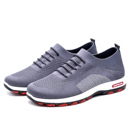 Men Breathable Casual Soft Sole Sports Running shoes