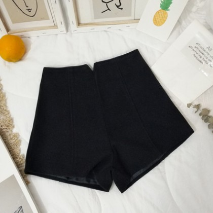 Women Clothing New Outer Wear A-line Short Pants