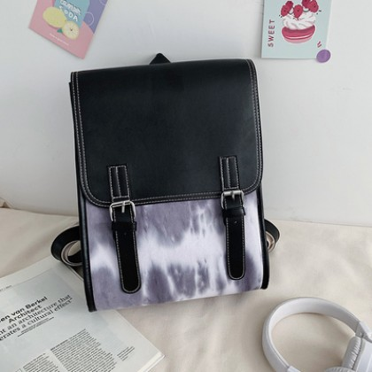 Women Student Fashion Schoolbag 14-inch Laptop Backpack