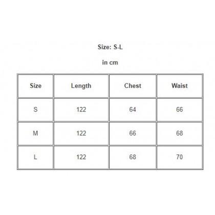 Women Clothing Summer French High Waist A-line Mid-length Skirt