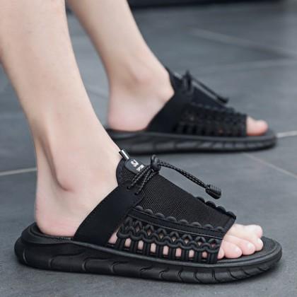 Men New Summer Outdoor Sandals Casual Retro Outdoor Beach Sandals