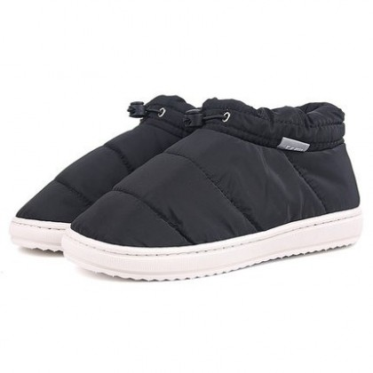 Men Waterproof Non-slip Thick-soled Winter Shoes