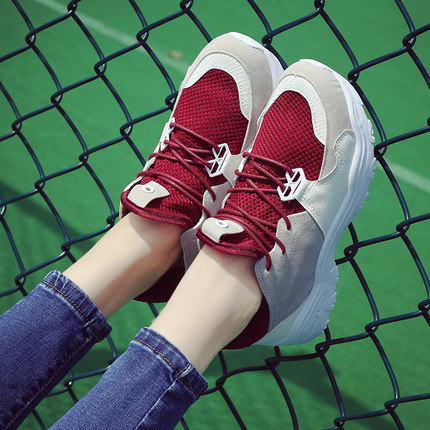 Women Korean Breathable Casual Running Sport Shoes