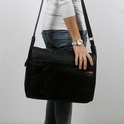 Men Business Many Compartments Sling Bag Crossbody