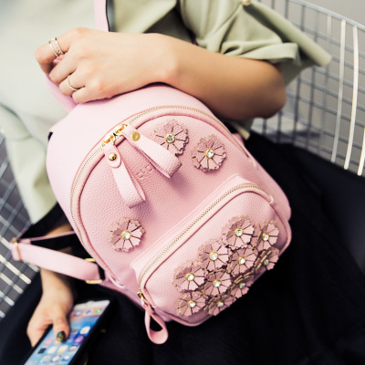 Women Flower Flory Casual Backpack