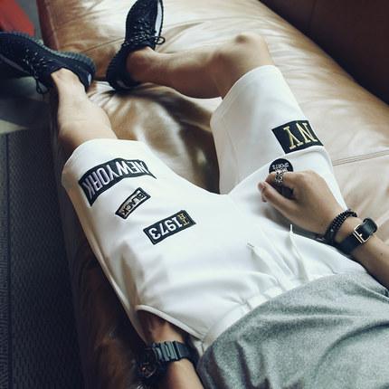 Men Casual Korean Shorts Pants