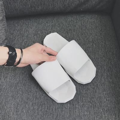 Men Japanese Retro Couple Slippers Flip-Flop