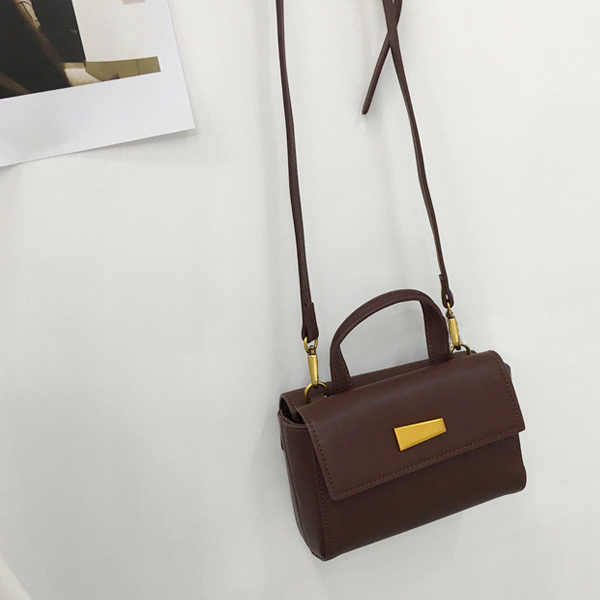 Women Retro Style Mini Messenger Bag