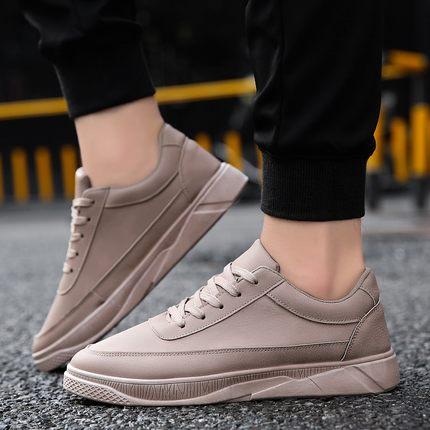 Men England Cashmere Warm Lace Casual Shoes