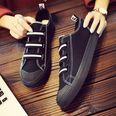 Men Pedal Wild Couple Shoes, Canvas Shoes