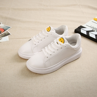 Women Korean Casual Shoes, Girls Sneakers Shoes