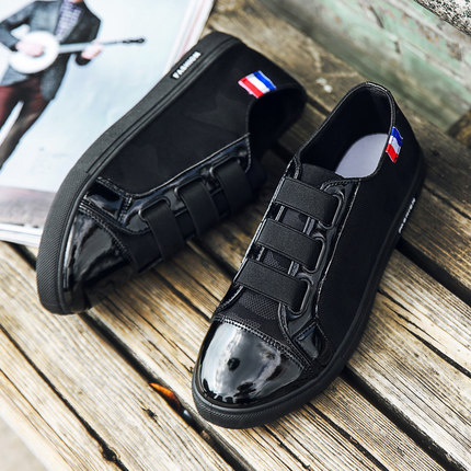 Men Autumn and Winter Waterproof Low Casual Shoes